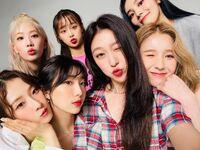 210826 SNS HeeJin, HaSeul, YeoJin, Kim Lip, JinSoul, Choerry, Chuu