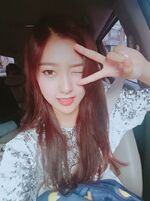 170916 SNS Choerry