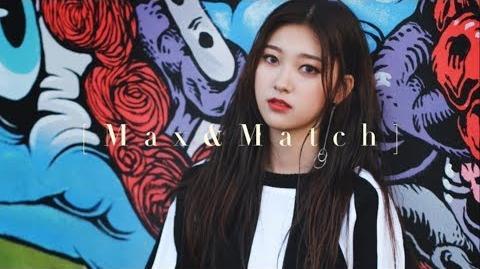 "Preview 이달의 소녀 오드아이써클 (LOONA ODD EYE CIRCLE) Repackage Album ""Max&Match"""