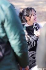 201229 Naver Running Girls Recording BTS 7