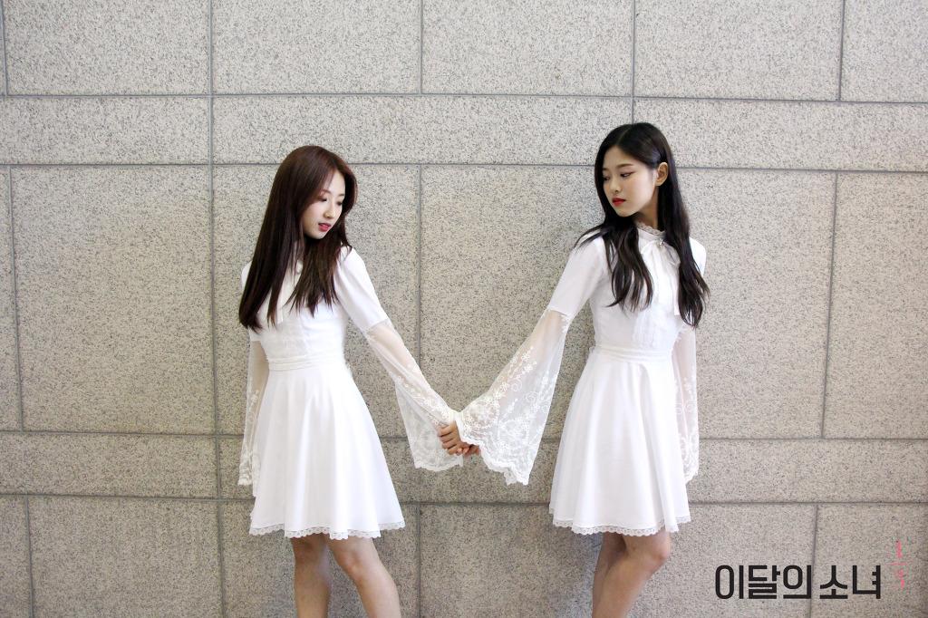170507 SNS Inkigayo Diary HyunJin HaSeul 2.jpg