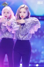 190228 Mcountdown Stage Butterfly Go Won