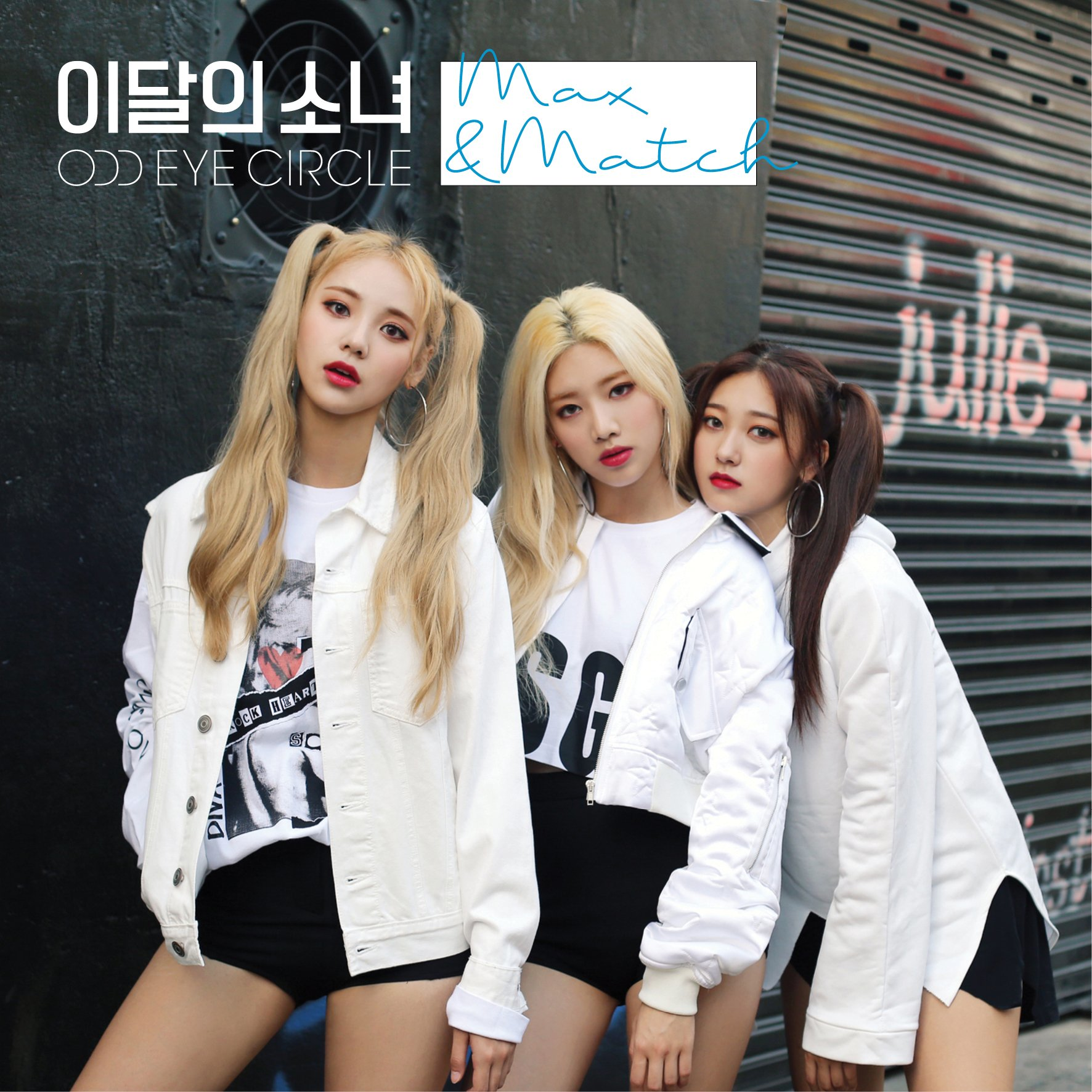 ODD EYE CIRCLE Max and Match limited cover art.png