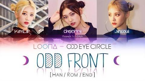 LOONA_Odd_Eye_Circle_-_ODD_Front_LYRICS_Color_Coded_Han_Rom_Eng_(LOOΠΔ_오드아이써클)