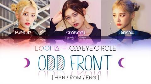 LOONA_Odd_Eye_Circle_-_ODD_Front_LYRICS_Color_Coded_Han_Rom_Eng_(LOOΠΔ_오드아이써클)