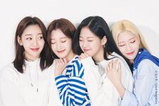 210414 SNS Yves, Choerry, HyunJin, Kim Lip