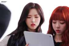 LOONA Butterfly BTS 11