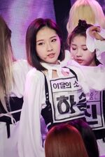 190322 Show Champion Stage Butterfly HaSeul 2