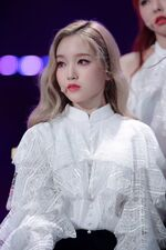 190305 THE SHOW Stage Butterfly Go Won