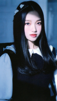GoWon Up & Line Photocard Scan by loonascans