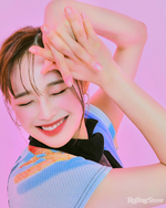 Chuu Rolling Stone Korea