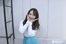 181109 SNS Hi High Diary 4 HaSeul 2