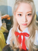 Kim Lip Eclipse BTS 8