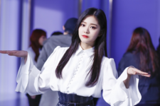 LOONA Butterfly BTS 38
