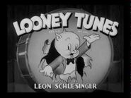 """Looney Tunes """"Porky's Preview"""" (1941)"""