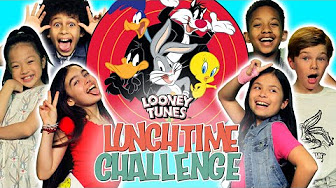 Looney Tunes Lunchtime Challenge