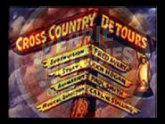 Cross Country Detours (with recreated original titles)