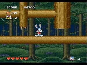 Mega_Drive_Longplay_-251-_Tiny_Toon_Adventure-_Buster's_Hidden_Treasure