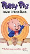 PORKY PIG THE DAYS OF SWINE AND ROSES