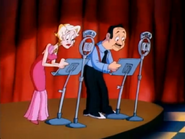 Mel blanc in pinkey an the brain?
