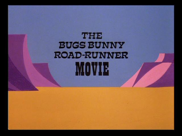The Bugs Bunny Road-Runner Movie