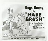 Hare Brush Lobby Card