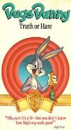 BUGS BUNNY TRUTH OR HARE