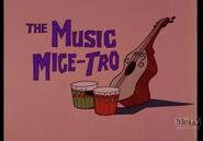 MusicMiceTro