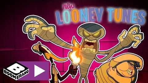 New_Looney_Tunes_-_The_Mummy_Treasure_-_Boomerang_UK