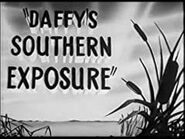 Looney Tunes - Daffy's Southern Exposure - Norman McCabe - 1942x365