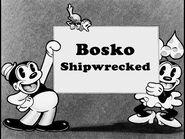 Looney Tunes - Bosko Shipwrecked - 1931x16-2