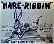 Hare ribbon