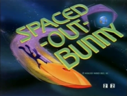 Spaced Out Bunny 2x2