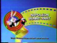 """The Bugs Bunny and Tweety Show"" title cards collection"
