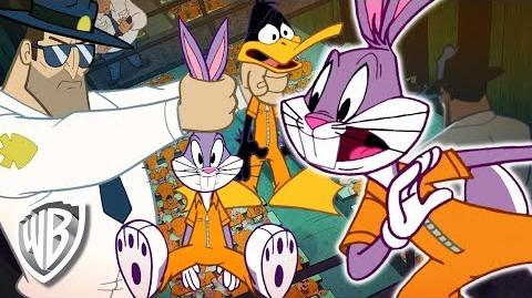 The Looney Tunes Show - Orange is the New Bugs - WB Kids