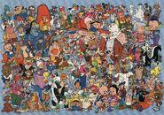 1981 Looney Chars