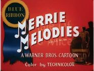 Merrie Melodies - A Tale of Two Mice