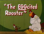 EGGcited Rooster Title Card -Mediaset-