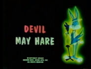 Lt devil may hare tbbats