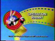 """The Bugs Bunny and Tweety Show"" title cards collection -3"