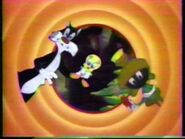 """""""Looney Tunes on Nickelodeon"""" 1994 opening and bumpers"""