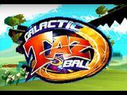 Galactic Taz Ball (DS) Part 6 of 10- Jungle Levels 4, 5, & Boss Battle