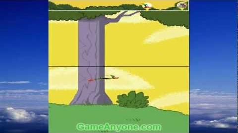 Looney Tunes- Duck Amuck (Extra 15) - Robin Hood Daffy