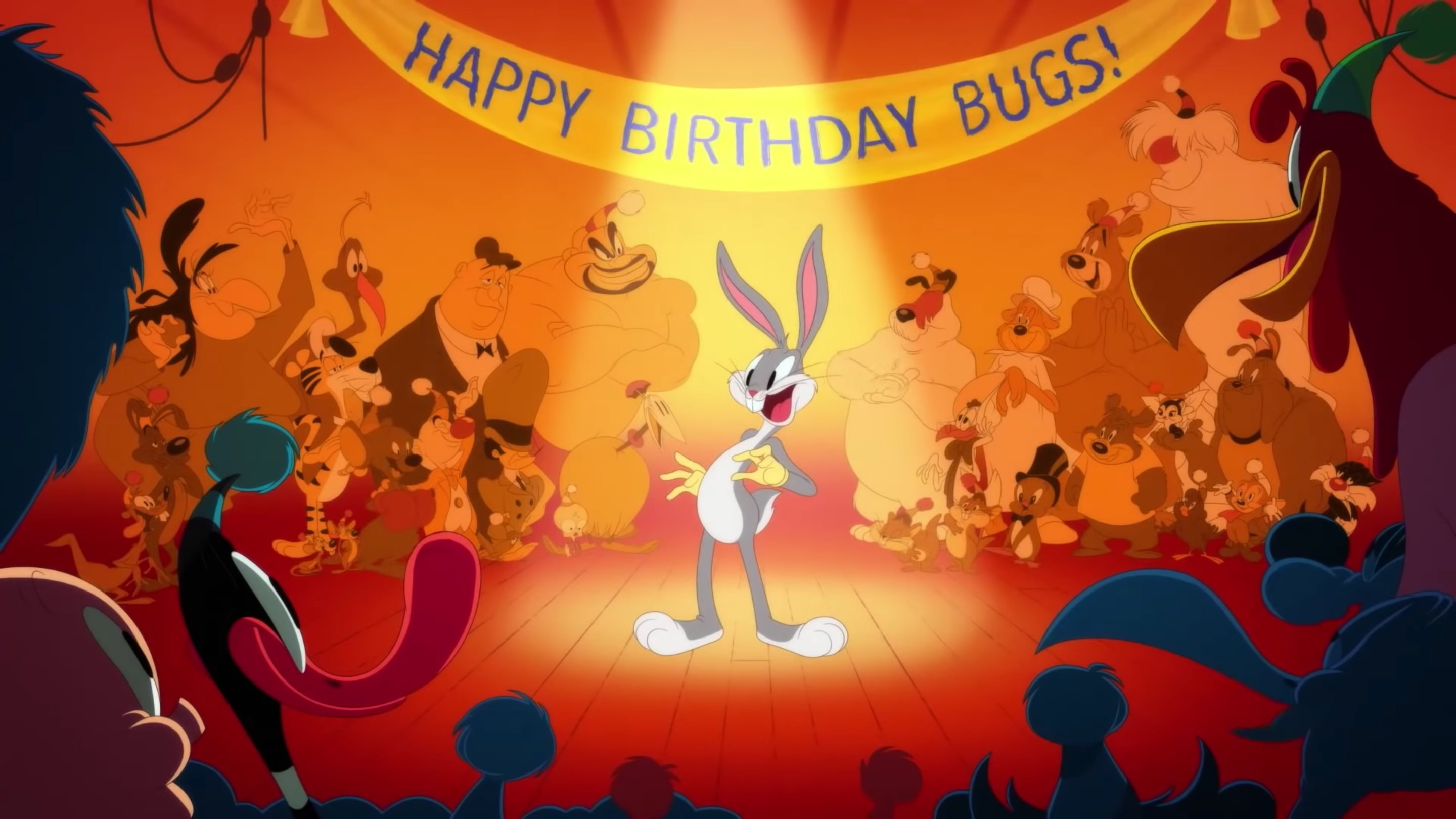 Happy Birthday Bugs Bunny!