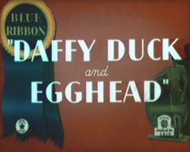 Daffy Duck & Egghead Blue Ribbon.png