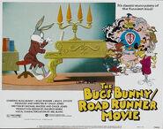 Lt bugs bunny road runner movie lobby card 3