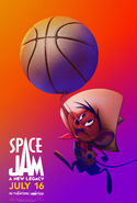 Space Jam A New Legacy - Speedy Gonzales poster