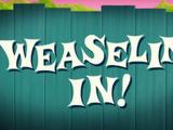 Weaselin' In