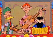 Sourbelly Trio