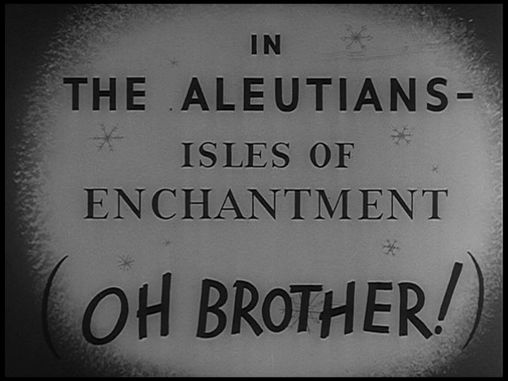 In the Aleutians – Isles of Enchantment
